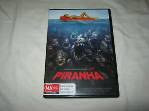 Piranha - VGC - DVD - R4