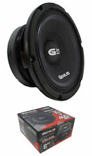 "8"" Midrange / Midbass Speaker 400 Watt 8 Ohm Genius Audio GPRO-M158"