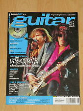 GUITAR - AUGUST 2007 + CD - AEROSMITH - WILCO - TEST GIBSON LES PAUL CLASSIC