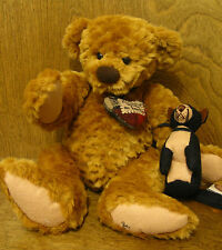 """Ganz Cottage #CC11263 Golden Hugs, 16"""" Tall, Jointed, NEW/Tag From Retail Store"""