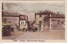 # FOLIGNO: BARRIERA PORTA ROMANA -ediz. DIENA 13686