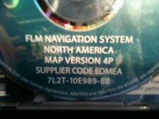 Ford 500 Freestyle Navigation Disc DVD 06 07 08 09 10