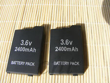 2X Replacement Battery for Sony PSP PlayStation Portable FOR PSP-3000 2000