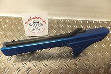 Verkleidung Kettenschutz Schwinge blau Triumph Daytona T595 955i 19880km