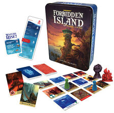 Forbidden Island Family Card Board Game Adventure If You Dare From Gamewright