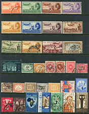 Egypt - 160 Different Stamps