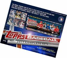 Topps Baseball 2017 Complete Factory Set