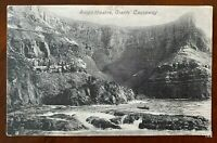 Amphitheatre Giant's Causeway Postcard Co Antrim Northern Ireland Portrush 1910