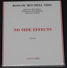 ROSCOE MITCHELL TRIO no side effects FRANCE 2-CD new ART ENSEMBLE OF CHICAGO