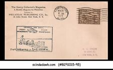 CANADA - 1929 CANADA AIR MAIL FORT McMURRAY to FORT SIMPSON - FFC