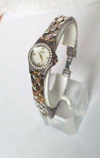 Citizen Elegance Swarovski Crystals Bezel Two-Tone Women's Watch
