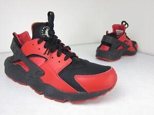 huarache zapatillas rojas