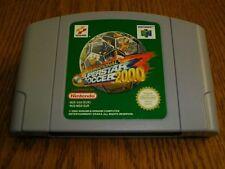 International Superstar Soccer 2000 para Nintendo 64 n64