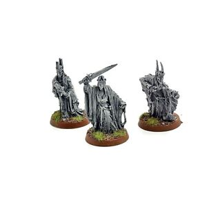 MIDDLE-EARTH 3 Twillight Ringwraiths #1 METAL LOTR Games Workshop
