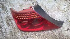 2006-2010 PEUGEOT 407 Coupé N/S Feu Arrière Avec Ampoules