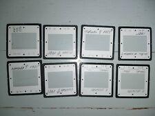 Slide mounts plastic Agfachrome 120 slides