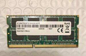 Nanya 8GB DDR3 1600mhz PC3L-12800S For Mac iMac SO-DIMM Laptop Memory RAM @BM !_
