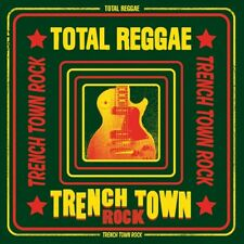 Total reggae-TRENCH town rock Don Campbell/Jacob Miller/+ 2 CD NUOVO