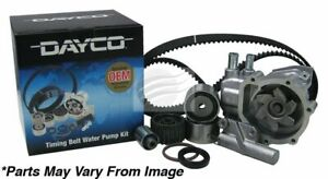 Dayco Timing belt kit (inc H.A.T & waterpump) for Lexus RX330 4/2003 - 1/2006 3.
