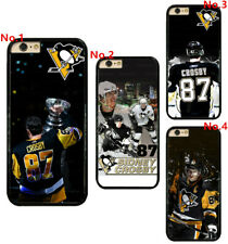 Sidney Crosby Pittsburgh Penguins  Hard Phone Case For iPhone/Samsung/Sony/LG