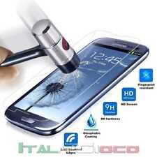 Protettore Vetro Temperato per  Samsung Galaxy S3 III i9300 i9305 Schermo