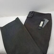 APT. 9 Modern Fit Grey Women's Career Casual Pants Size 12 NWT MSRP $44