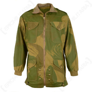 British WW2 Denison Smock - Full Zip Version Uniform Reenactment WWII