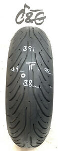 Michelin Pilot Road 4 2ct   180/55zr17 73w   Part Worn Motorcycle Tyre 391