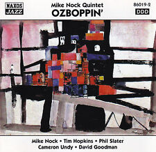 (JAZZ FROM OZ) MIKE KNOCK QUINTET / OZBOPPIN' - feat TIM HOPKINS,PHIL SLATER
