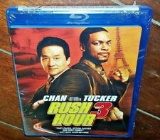 Rush Hour 3 (Blu-ray Disc, 2007, 2-Disc Set)