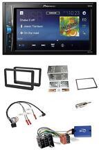 Pioneer 2DIN MP3 USB Lenkrad Autoradio für Alfa Romeo 159 Spider Brera Navi