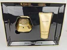 Coffret Paco Rabanne Lady Million 50Ml Eau De Parfum + 1 Lotion Sensuelle 75Ml