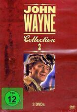 DVD-BOX - John Wayne Collection 2 - Schatten der Giganten, Alama u.a. - 3 Filme