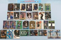 1996 KEVIN GARNETT Insert-SP Lot x 30 | Heavy Metal Tower of Power + HOF Batch