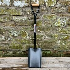 Caldwells All Steel MYD Taper Mouth Shovel - Digging, Contractors, Builders
