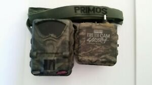 Primos Truth Cam Supercharged Blackout Game 7MP IR Management Edition Camera