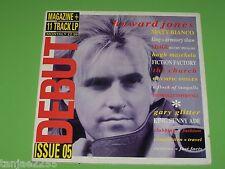 Debut Magazine Issue 5 - V.A.Howard Jones Matt Bianco A Flock of Seagulls UK LP