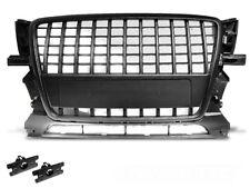 Grille de calandre Audi Q5 08-12 look S-line noir (U16)
