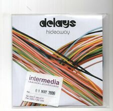 (JB630) Delays, Hideaway - 2006 DJ CD