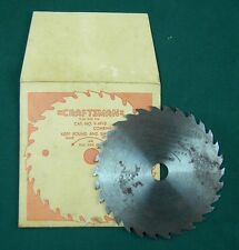 Craftsman 30 Toothed 4'' Saw Blade (Q6)