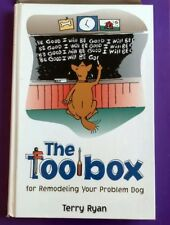 TOOLBOX FOR REMODELING YOUR PROBLEM DOG By Terry Ryan - Hardcover *