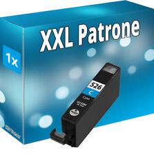 1x TINTE PATRONE CHIP für CANON PIXMA IP4850 IP4950 IX6550 MG5150 MG5250 MG5350