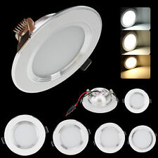 Dimmable LED Recessed Ceiling Light 3W 5W 7W 9W 12W Downlight Fixture Lamp GL360
