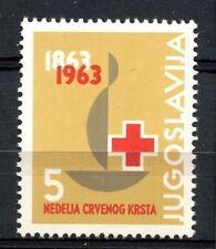 Yugoslavia 1963 SG#1073 Obligatory Tax, Red Cross MNH #A33185