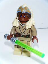 RARO LEGO STAR WARS JEDI MASTER stass Allie minifigura in buonissima condizione 75016