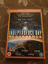 INDEPENDENCE DAY 2 RESURGENCE DVD INC 48 PAGE ULTIMATE GUIDE LIAM HEMSWORTH
