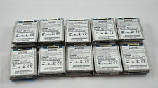 Pack of 25 Toshiba 80GB hard Drive ZIF MK8010GAH -APPLE iPod Video 5TH GEN Disk