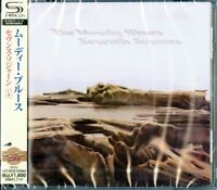 THE MOODY BLUES-SEVENTH SOJOURN-JAPAN SHM-CD BONUS TRACK D50