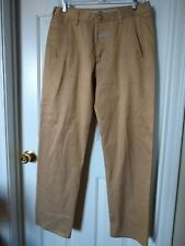 Marithe Francois Girbaud Men's Gold Jeans Pants 32/32 euc