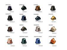 Nespresso Espresso Coffee Tasting Sampler 16 Capsules Pods One of Each Variety